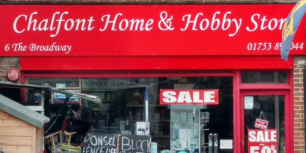 Chalfont Home & Hobby Store